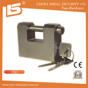 High Quality Brass Rectangle Padlock (SSD) pictures & photos