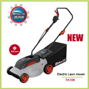 1200W 330mm Electric Lawn Mower New Model