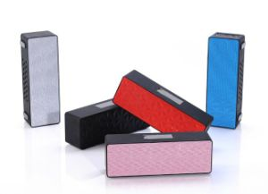 Portable NFC FM Dual Channel Bluetooth Wireless Stereo Speaker (BS-16) pictures & photos