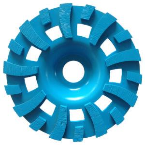 Blue Color Diamond Grind Wheel