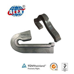Rail Anchor with 60si2mna for Fastening Steel Rail pictures & photos