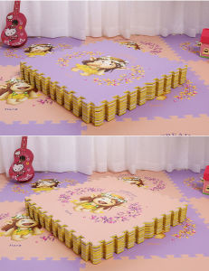 Interlocking EVA Flooring Karate Puzzle Mat for Children pictures & photos