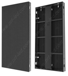Indoor Slim Aluminum Full Color Arc LED Curtain (P5.68, P6.25, P8.928) pictures & photos