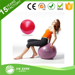 Home Gym Exercise Workout Yoga Ball Fitness Ball pictures & photos