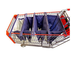 4 in 1 Reusable Eco Friendly Shopping Cart Bags Insulated Trolley Bag Grocery pictures & photos