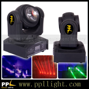 Mini Two Side RGBW LED Beam Moving Head Disco Light pictures & photos