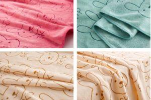 Ultra Soft Microfibre Bath Towel (BC-MT1023) pictures & photos