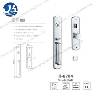 Stainless Steel 304 Handle Lock with American Lock (H-8704) pictures & photos