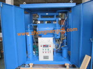 Supply High-Vacuum Dielectric Oil Processing Unit pictures & photos