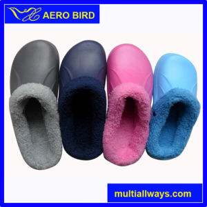 2016 Colorful Winter Warm Clogs for Women and Men pictures & photos