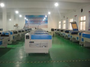 Lifting Platform Laser Cutting and Engraving Machine GS-9060s 60W/80W/100W 900*600mm Chinese Factory pictures & photos
