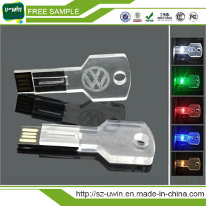 Acrylic Crystal Gift USB Flash Drive 16GB pictures & photos