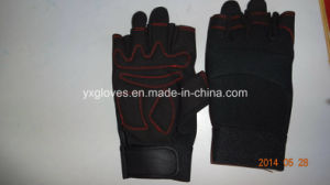 Half Finger Glove-Working Glove-Industrial Glove-Labor Gloves-Safety Glove pictures & photos