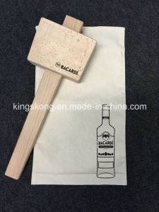 Bacadi Wooden Headed Ice Mallet pictures & photos