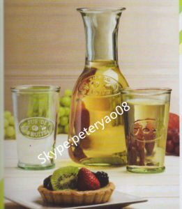 Glass Juice Water Bottle and Highball pictures & photos