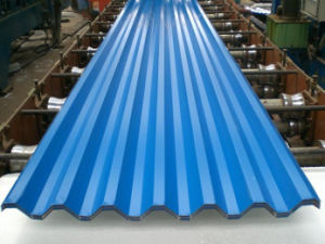 Corrugated Color Coated Roof Plate pictures & photos