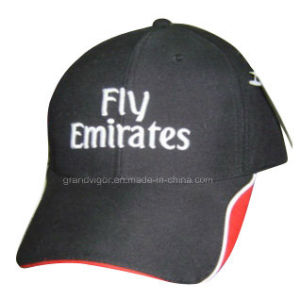 Microfiber Baseball Hat with Embossed Buckle pictures & photos