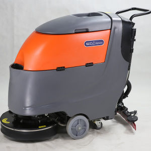 24V Floor Scrubber for Station and Office pictures & photos