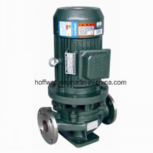 IHG Stainless Steel Centrifugal Chemical Pump pictures & photos