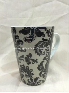 Tall Coffee Tea Bone China Mugs (CPBZ-4006) pictures & photos
