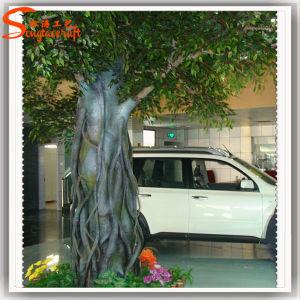 New Design Indoor Fake Plastic Artificial Banyan Tree pictures & photos