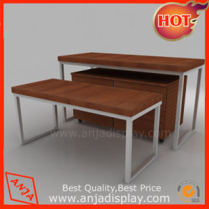 Clothes Display Stand Shop Display Table pictures & photos