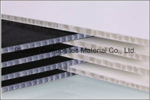 Continuous Fiber Reinforced Thermoplastic Panel FRP Panel Thermoplastic Panel PP Core Sheet pictures & photos
