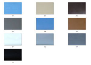 Colorful Rubber PVC Skirting Boards for Wall Base Convenient Installation pictures & photos