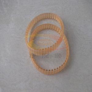 Orange PU Endless Htd3m Timing Belt pictures & photos