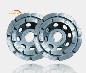 Diamond Segment Polishing Concrete Cup Wheel pictures & photos