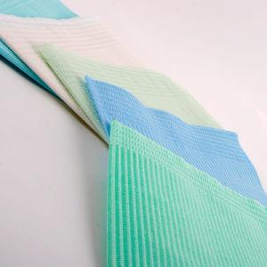 Disposable Paper Dental Bib/Medical Napkin pictures & photos