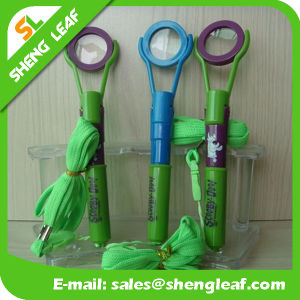 Popular Lovely Custom Logo Ball Pen with Lanyard Paper (SLF-LP022) pictures & photos