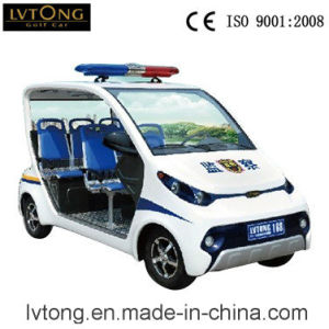 Cheap Price Electric Police Golf Cart for Sale pictures & photos