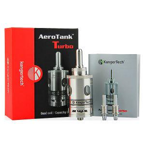 Airflow Control Double Dual Coils Aerotank Turbo Kit (Aerotank Turbo) pictures & photos