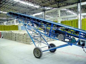 Mobile / Portable Grain Loading Belt Conveyor Mining Use pictures & photos