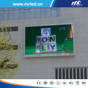 Mrled P10 IP65 Outdoor Advertising LED Display (CCC, CE, TUV, RoHS) pictures & photos