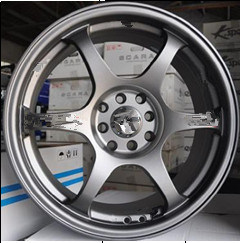 Rays Te37 Style Car Aluminum Alloy Wheels with 16 17 18 19 Inch pictures & photos