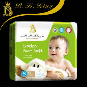 Smooth and Soft for Disposable Baby Diaper Wholesale pictures & photos