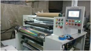 Holographic Embossing Machine pictures & photos