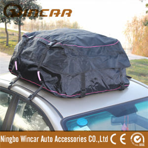 off Road 420d Waterproof Nylon Car Top Cargo Bag pictures & photos