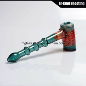 Smoking Pipes Glass Hammer Bubblers pictures & photos