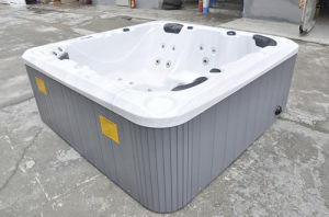 22 Jets 15 LED Lights Jacuzzi with Gecko System pictures & photos