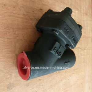 ANSI Standard Forged Steel A105 Welding Y Type Strainers pictures & photos