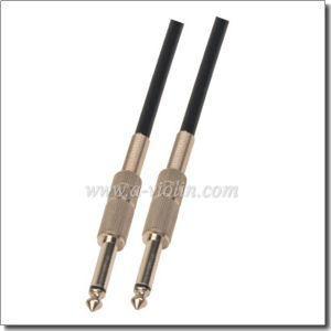 6.0mm Outer Diameter Guitar Cable (AL-G023) pictures & photos