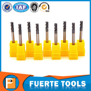 4 Flutes Tungsten Carbide CNC Router Bit with Milling Cutter pictures & photos