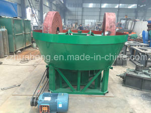 1200 Gold Wet Pan Mill/ Gold Grinding Mill Machine pictures & photos