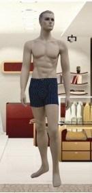 Cloth Store Fiberglass Mannequin for Men Garments pictures & photos