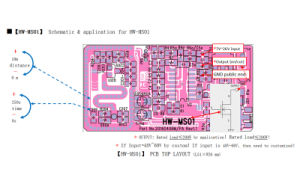 Microwave Motion Detector Module for Light Sensor (HW-MS01) pictures & photos