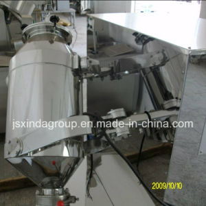 Three Dimensional Mixer Granulator for All Kinds of Dry Powder pictures & photos