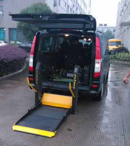 Wl-D-880u Series Mobility Wheelchair Lifts for Van and Minibus and MPV pictures & photos